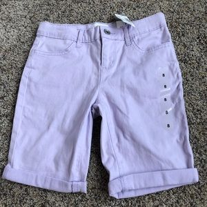 NWT Girls Children's Place Jean Shorts